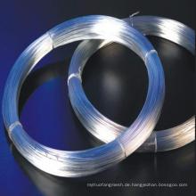 Bwg7-22 # Galvanied Eisen Metall Draht mit niedrigem Preis