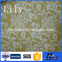 100% polyester pongee printed fabric