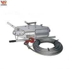 De Buena Calidad alzamiento de elevación manual del cable de cuerda de 1.6Ton
