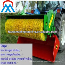 automatic cleaing brush drill and tuft machinery