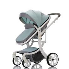 Novo carrinho de bebê 2019 3 em 1 para 0-3 anos Carrinhos de bebê com carrinho de compras removível