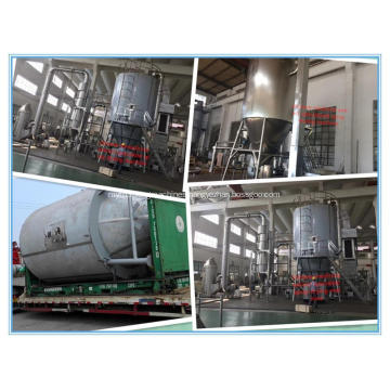 High speed centrifugal atomizer spray dryer machine