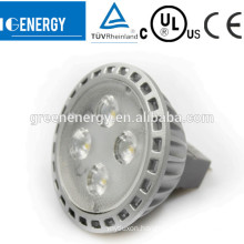New arriaval CRI>81 3W 4W 5W 6W 7w COB LED MR16
