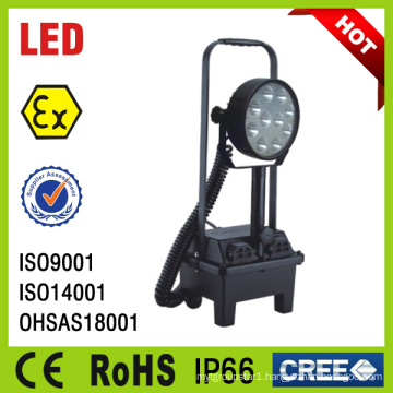 Portable Rechargeable Battery LED Work Light From China