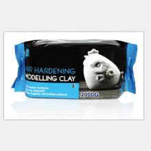 Longue durée de vie White Clay Kids Art modélisation modélisation argile super léger