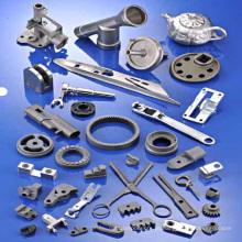 Peças de máquina de fundição de aço inoxidável de investimento de precisão (usinagem de peças)