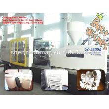 70ton-550ton máquina de moldagem por injeção / sistema de servo / normal um / ShenZhou máquina