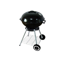17 inch Smokeless Kettle Charcoal BBQ Grill