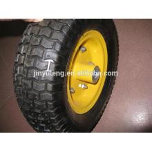 rueda de la carretilla de alta calidad 13x5.00--6 para la carretilla de rueda, carro de mano, motor de la hierba