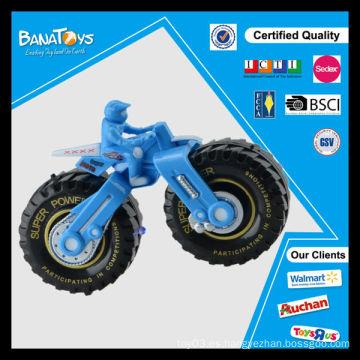 La fricción grande de alta velocidad de la rueda juega la motocicleta eléctrica de los cabritos