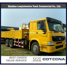 Camión de carga HOWO 6x4 15ton 336HP Zz1257m4641V