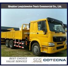 HOWO с колесной формулой 6x4 336hp на 15-тонных грузовых Zz1257m4641V грузовик