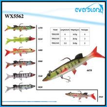 Popular Soft Lead Fish in Good Quality