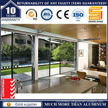 High Quality Fashionable Aluminum Hermetic Sliding Door