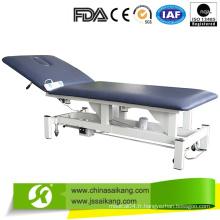 Lit de massage électrique X15 avec roulette