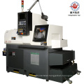 BS203 Pipe Threading Machine CNC Lathe 3-Axis Bench Bed Type CNC Horizontal Center Lathe/Turning Center for India