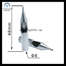8*48mm, 3D, 304 Stainless Steel Tattoo Tips Tp-Ss3d-03