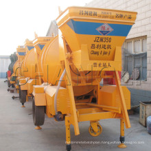 ISO Certificate Approved Jzm750 Concrete Mixer