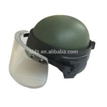 Army Kevlar bulletproof helmet with Bulletproof Visor