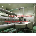 Jenis terus menerus Bergetar Fluid Bed Drying Machine