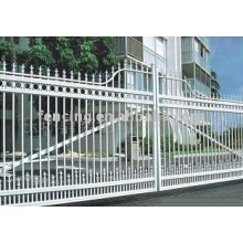 PVC coated gate