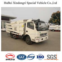 4cbm Dongfeng Euro4 Aspiradora Camión Barredora De Carretera
