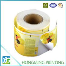 Custom Design Self Adhesive Label Sticker