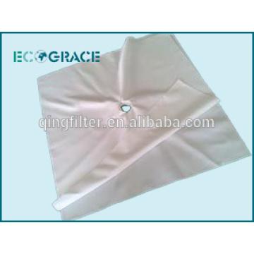 Tissu filtrant PA (polyamide) pour filtre filtrant industriel