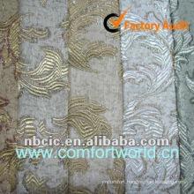 New Fashion Jacquard Chenille Upholstery Fabric