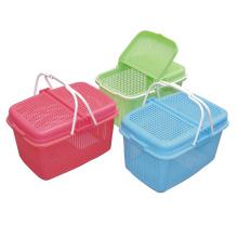 High quality aviopack non toxic plastic PP picnic basket