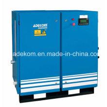 Compresseur à vis rotatoire lubrifié par huile refroidi à l'air (KC45-13)