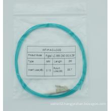 0.9 LC Om3 Fiber Optic Pigail Connector
