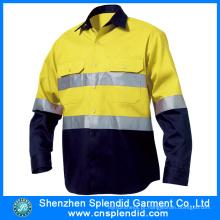 Shenzhen roupas de trabalho baratos roupas de segurança Mens Workwear