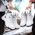 Outdoor ladies winter warm snow boots