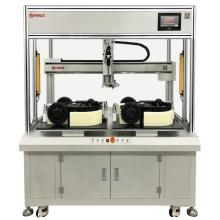 Air Blowing And Suction bolt tightening machine