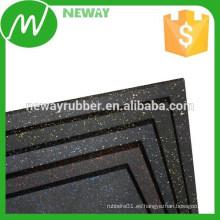 Piezas de goma moldeadas de la flexibilidad de la compresión modificada para requisitos particulares