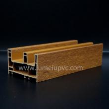 PVC-Schiebetürprofile zum Schieben von PVC-Fenstern