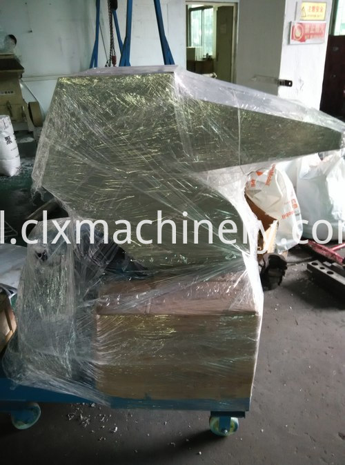 granulator packing