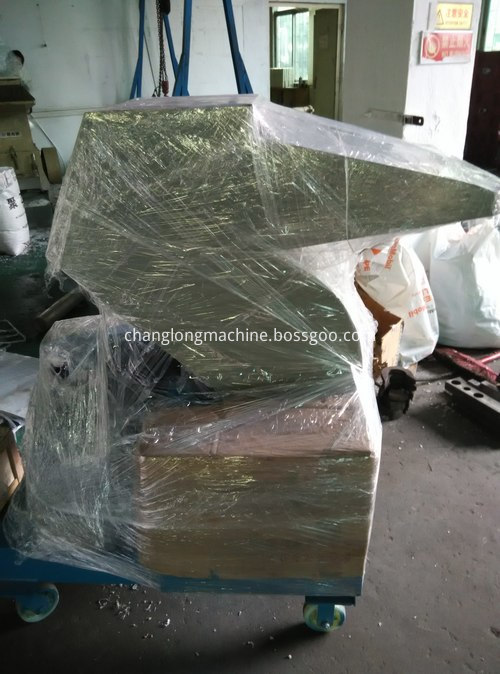 granulator packing