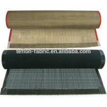 UV Tunnel Drying And Fusing Machine PTFE teflon conveyor belt