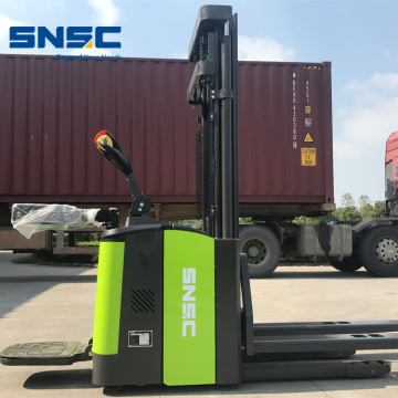 Stand-On Jenis 2 Ton Stacker Elektrik