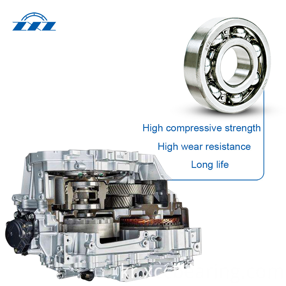Automotive Bearings Electric Car Transmission Bearings 6