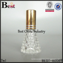 custom made nail polish bottle, 7ml essential oil bottle, supply printing service
