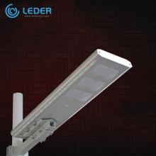 LEDER Modern Solar Energy LED Street Light