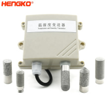 0-10V / RS485 IP66 67 waterproof RHT21 30 35 temperature and humidity transmitter for Agricultural greenhouse
