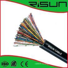 Cable de teléfono multifuncional para interiores y exteriores Cable de teléfono Cat3 UTP
