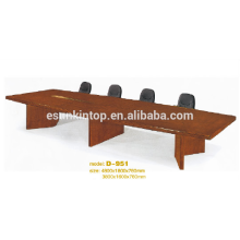 Simple style conference table for office, Office furniture customized design (D-951)