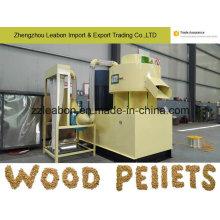 Máquina de procesamiento de pellets de biocombustible de paja / desechos de madera
