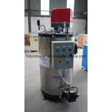 Caldeira a Vapor Vertical de Tubo de Água (Gas) para Máquina de Lavar a Vapor
