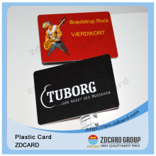 Карточка VIP-карты участника